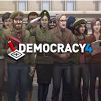 Democracy 4 game 2