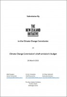 Climate change comm submission cover march v3
