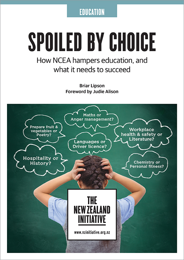 Spoiled by Choice cover
